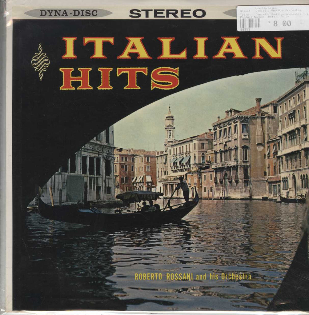 Danielli And His Orchestra - Italian Hits