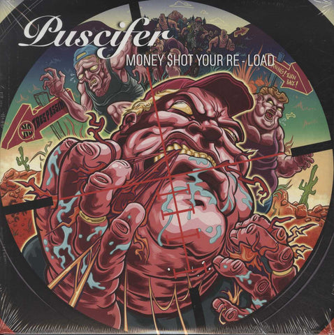 Puscifer - Money $hot Your Re - Load