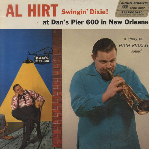 Al Hirt - Swingin' Dixie! (At Dan's Pier 600 In New Orleans)