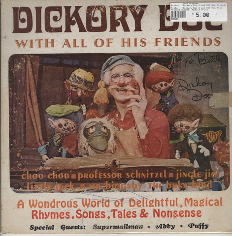 Dickery Doc & and All His Friends - A Wondrous World