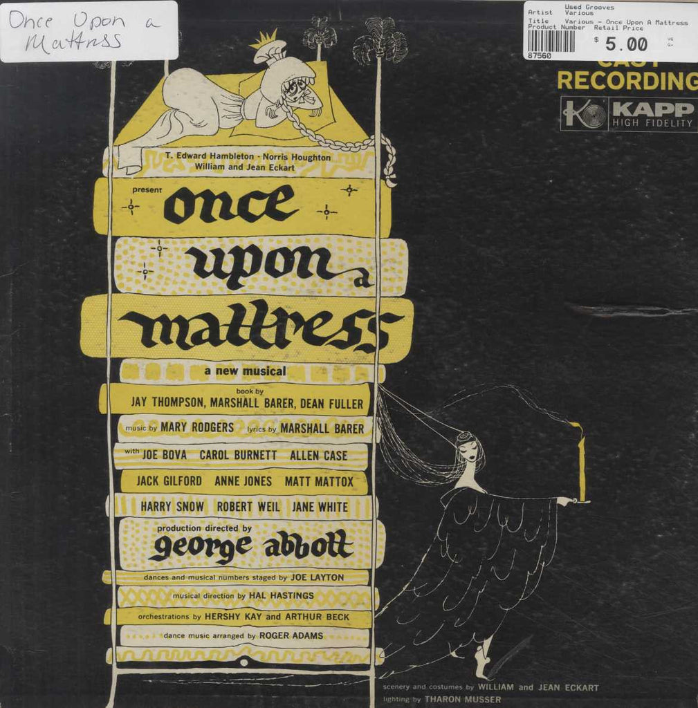 Various - Once Upon A Mattress