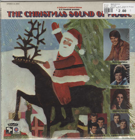 Various - B.F. Goodrich Presents The Christmas Sound Of Music