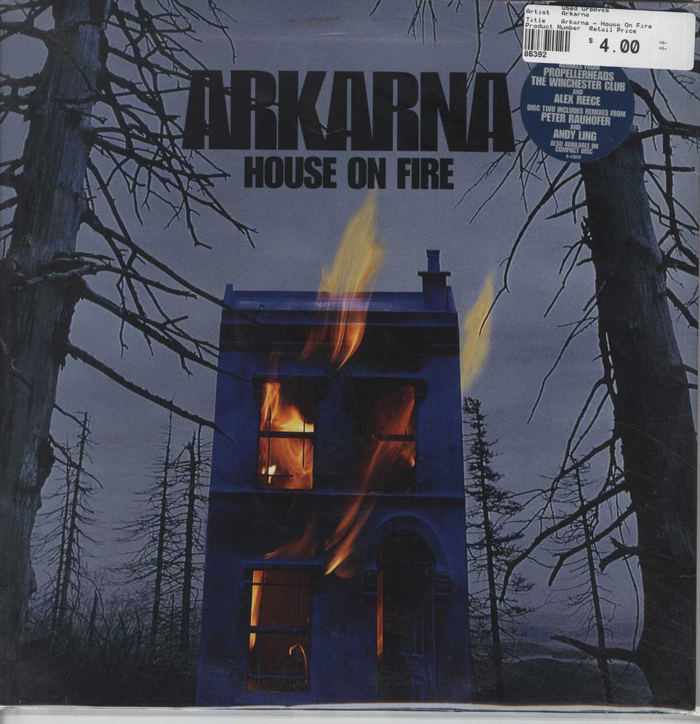 Arkarna - House On Fire