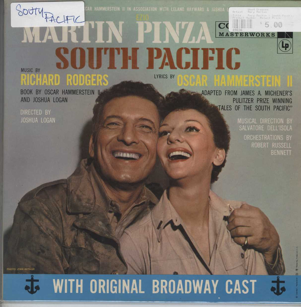 Mary Martin - South Pacific