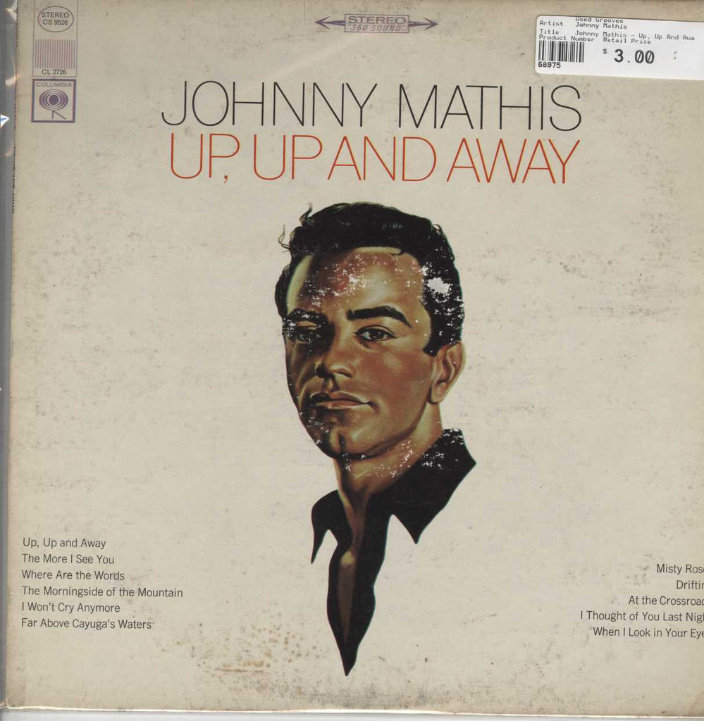 Johnny Mathis - Up, Up And Away