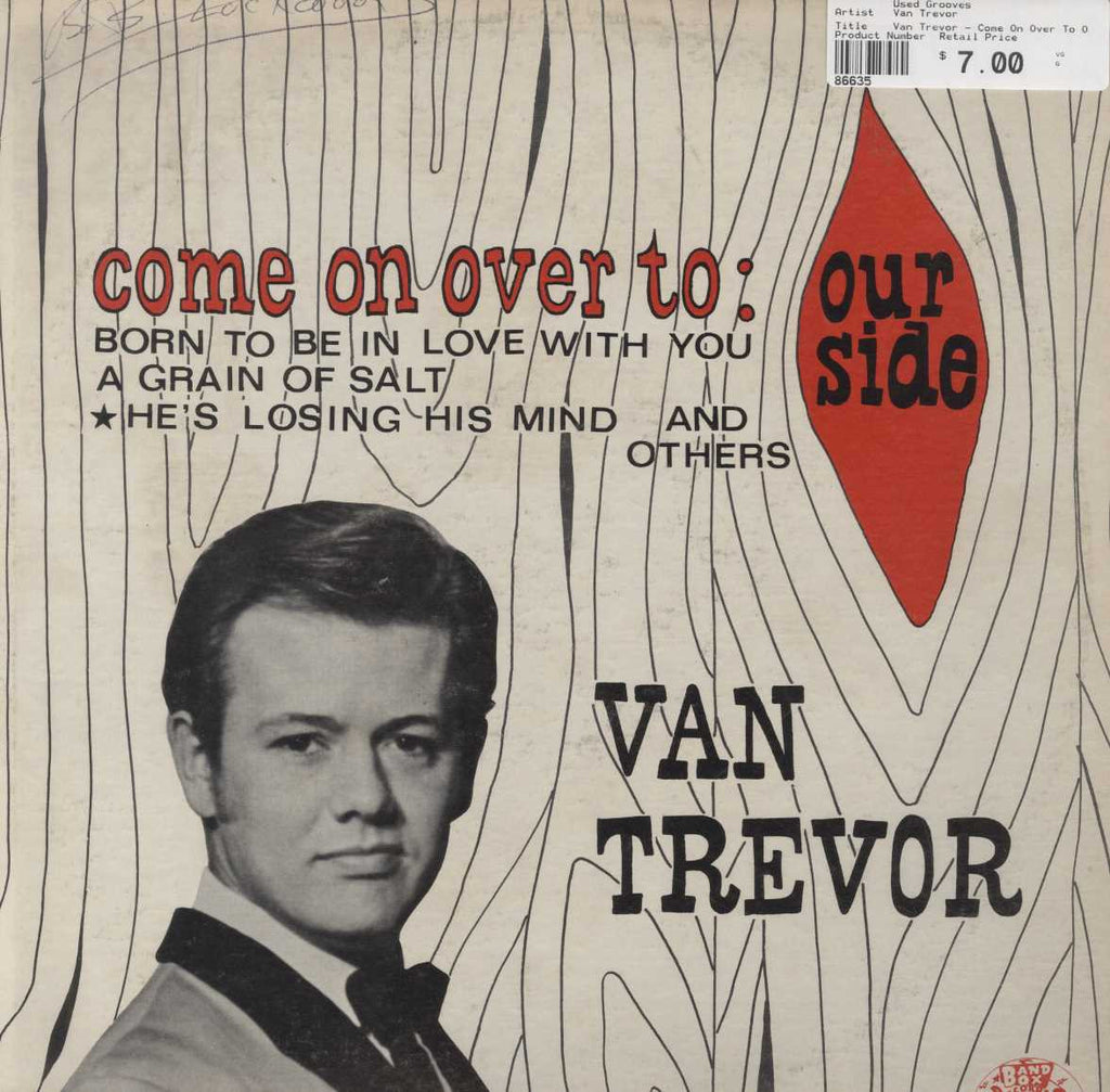 Van Trevor - Come On Over To Our Side