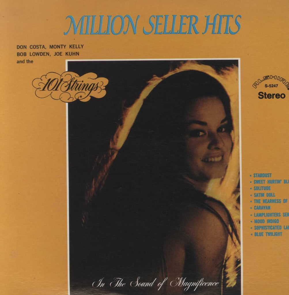 101 Strings - Million Seller Hits Written By Duke Ellington And Hoagy Carmichael