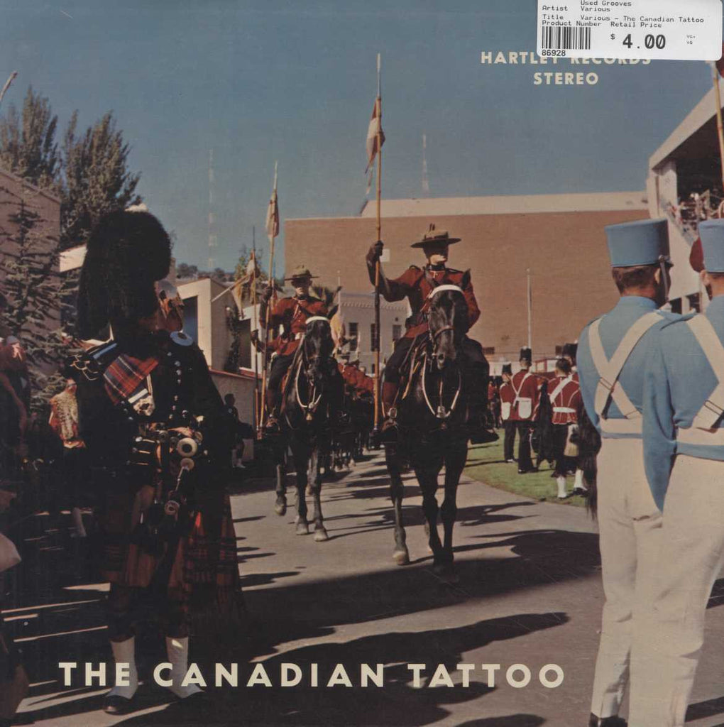 Various - The Canadian Tattoo
