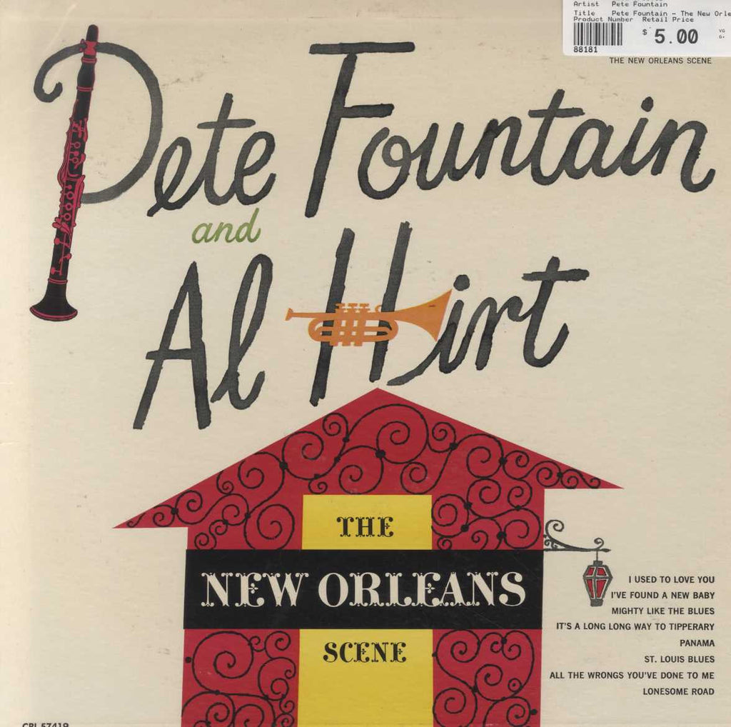 Pete Fountain - The New Orleans Scene