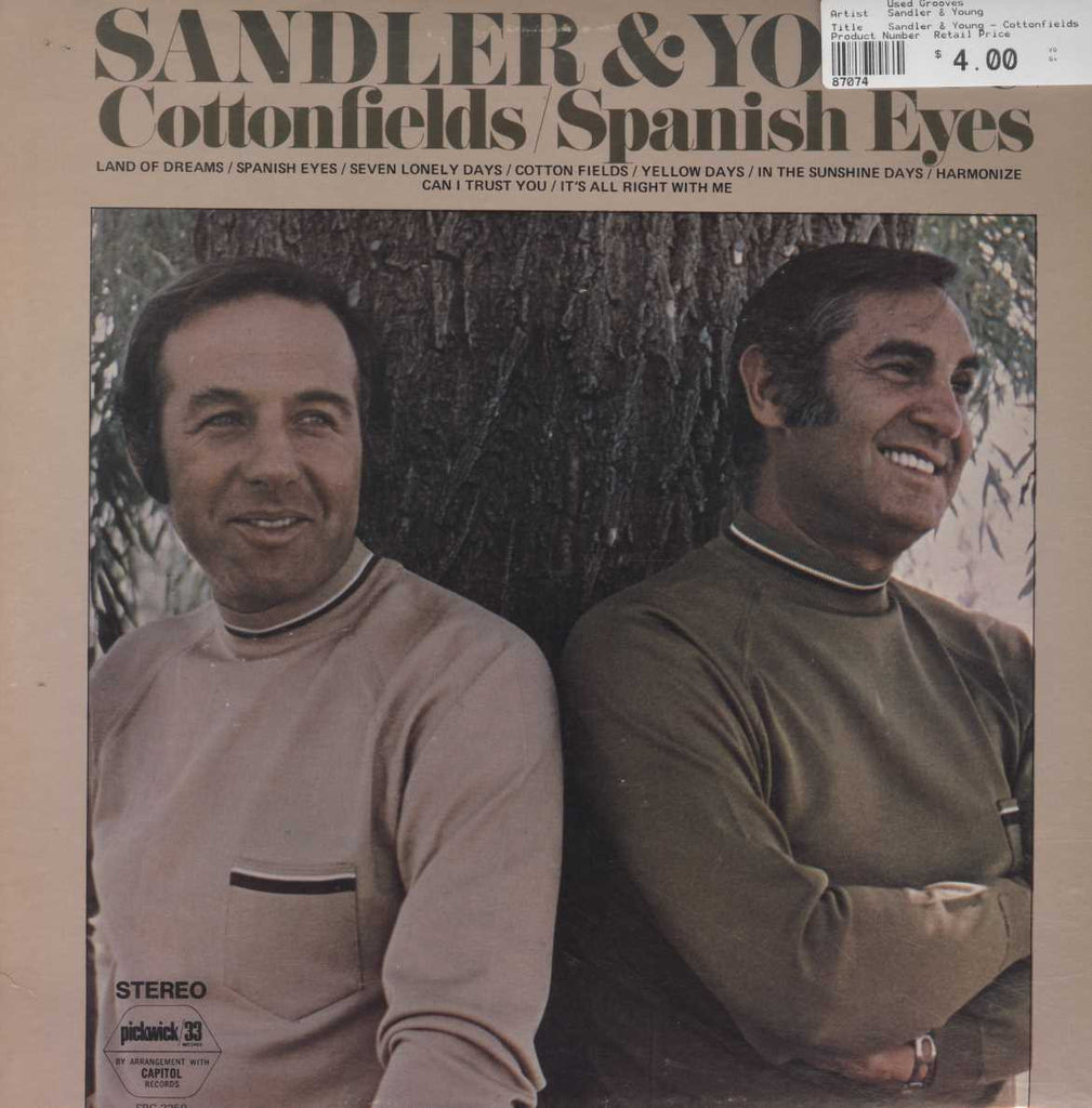 Sandler & Young - Cottonfields/Spanish Eyes
