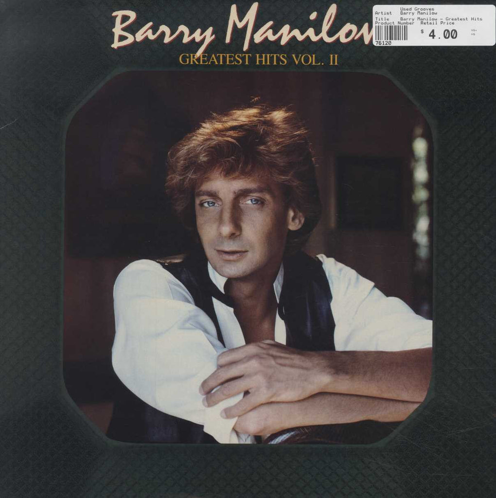 Barry Manilow - Greatest Hits Vol. II