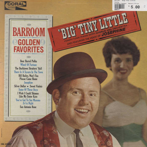 """Big"" Tiny Little - Ballroom Golden Favorites"