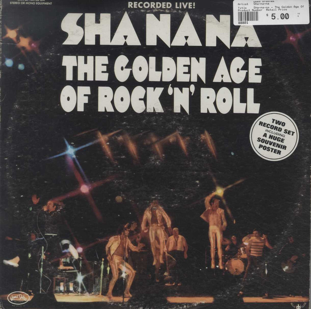 Sha-na-na - The Golden Age Of Rock 'n' Roll