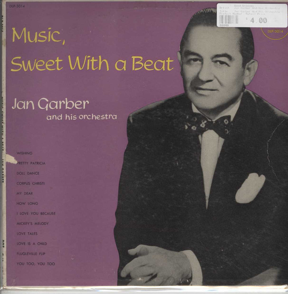 Jan Garber And His Orchestra - Music, Sweet With A Beat