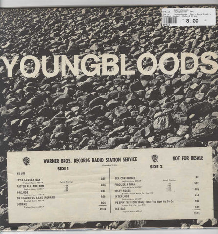 Youngbloods, The - Rock Festival
