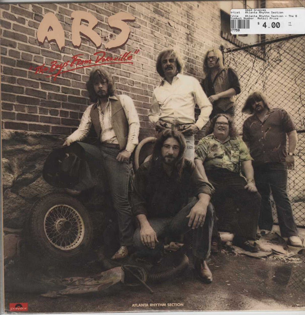 Atlanta Rhythm Section - The Boys From Doraville