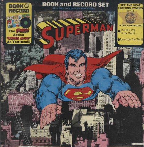 Superman  - The Best Cop In The World / Tomorrow The World