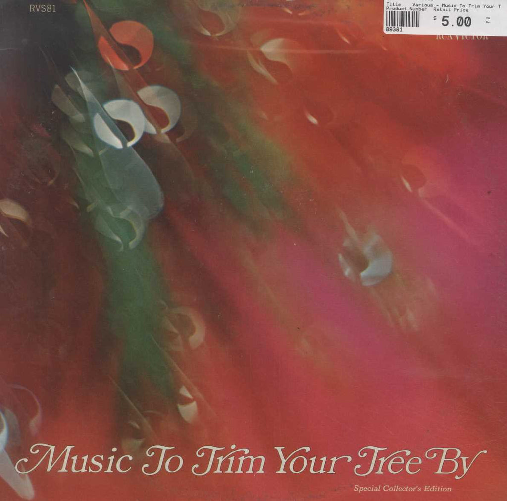 Various - Music To Trim Your Tree By