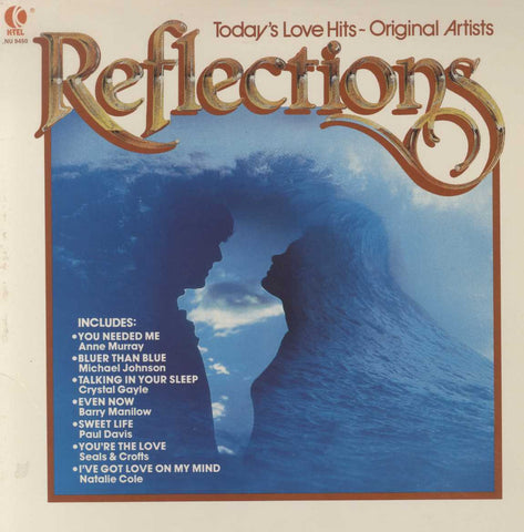 Various - Today's Love Hits - Original Artists - Reflections