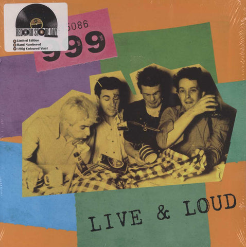999 - Live And Loud!!