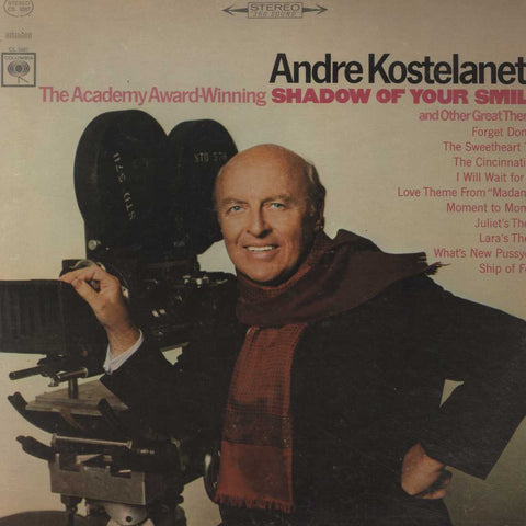 André Kostelanetz - Academy Award-Winning Shadow Of Your Smile And Other Great Themes