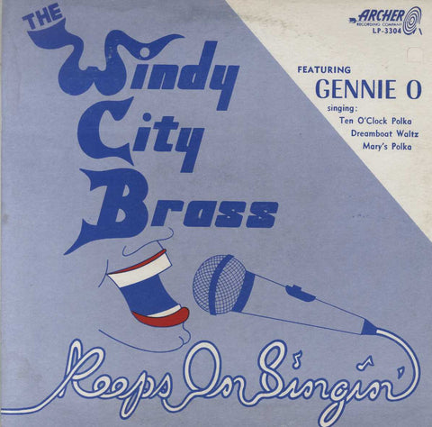 Windy City Brass - Keeps On Singing