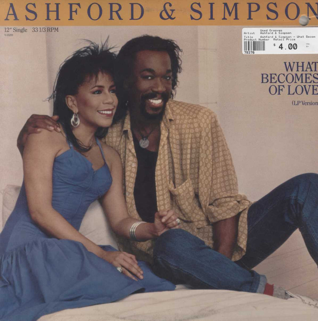 Ashford & Simpson - What Becomes Of Love