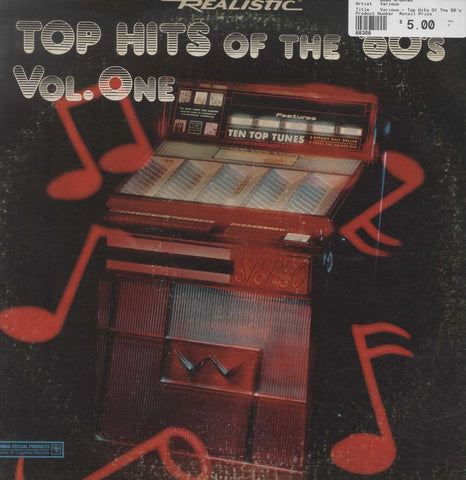 Various - Top Hits Of The 60's Vol. One