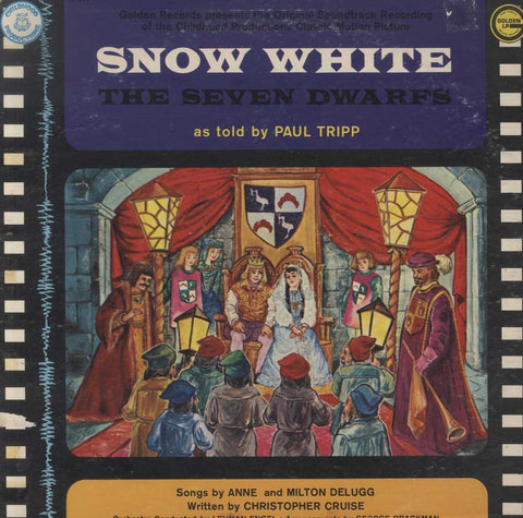 Paul Tripp - Snow White And The Seven Dwarfs