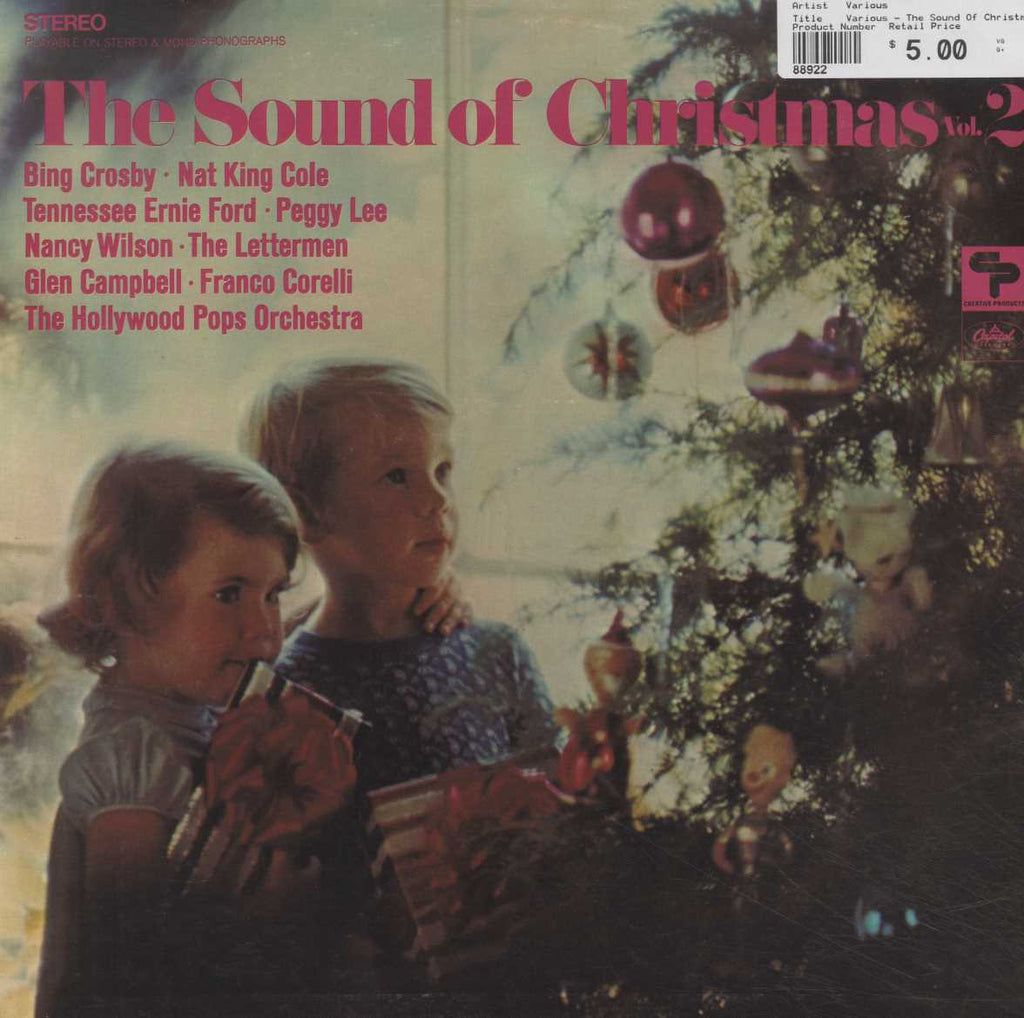Various - The Sound Of Christmas, Volume 2