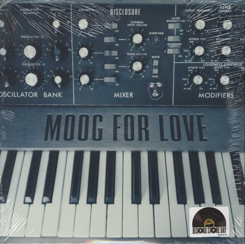 Disclosure  - Moog For Love EP