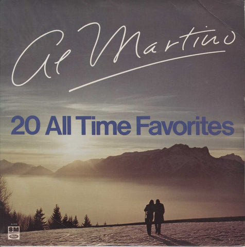 Al Martino - 20 All Time Greatest Hits