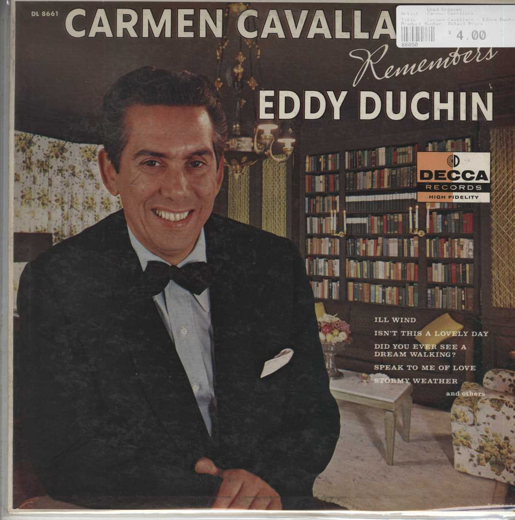 Carmen Cavallaro - Eddie Duchin Remembered