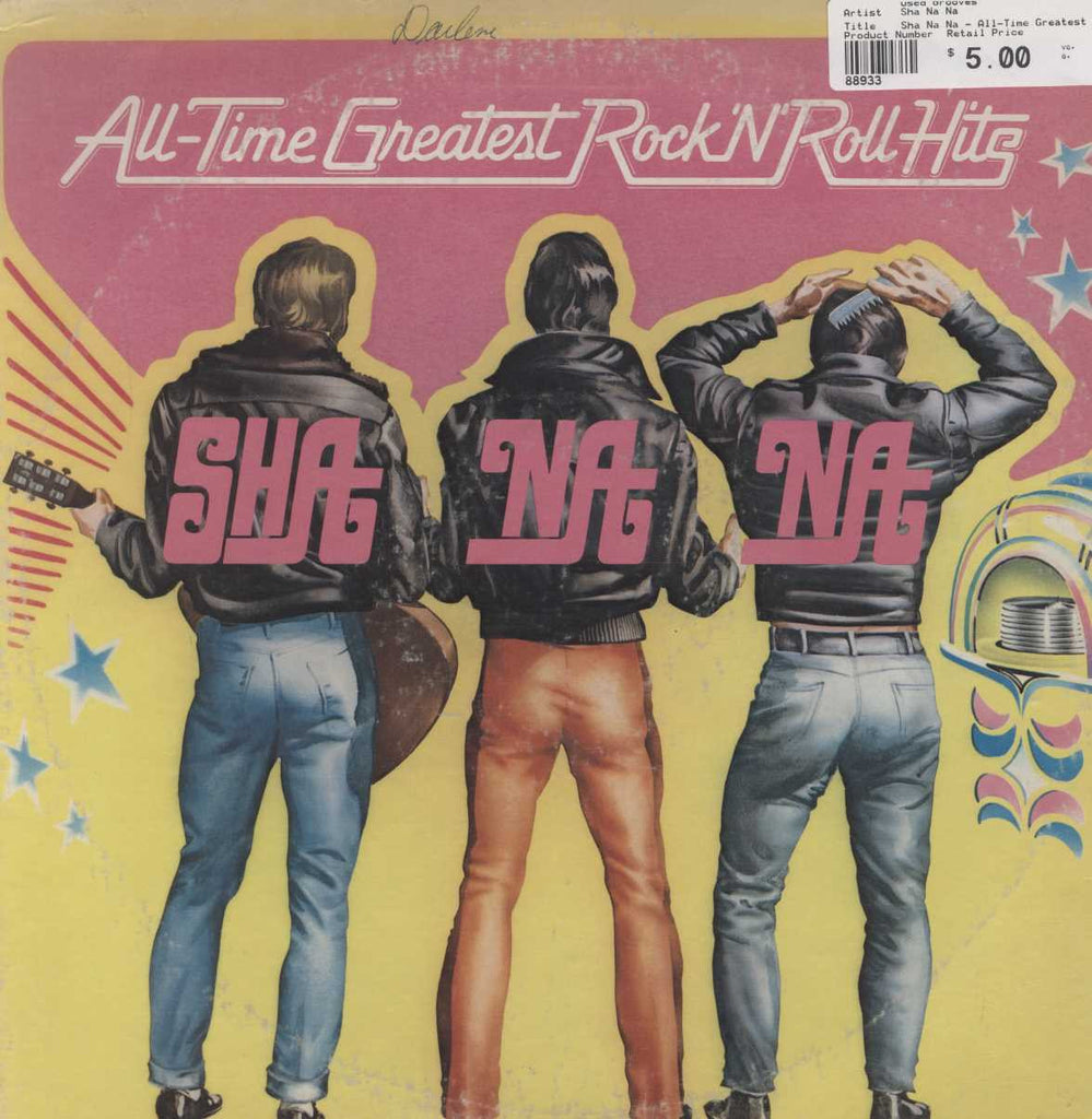 Sha Na Na - All-Time Greatest Rock 'N' Roll Hits