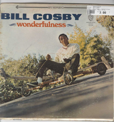 Bill Cosby - Wonderfulness