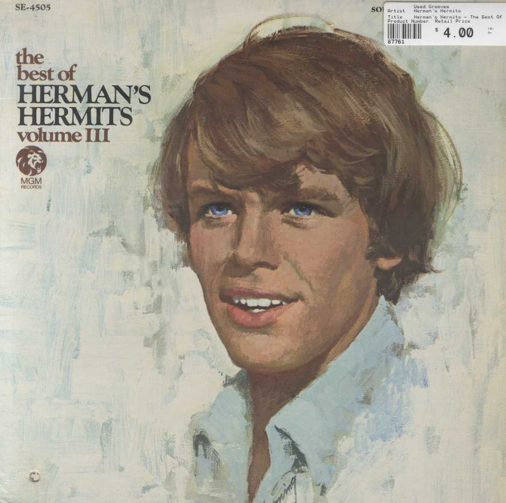 Herman's Hermits - The Best Of Herman's Hermits Volume III