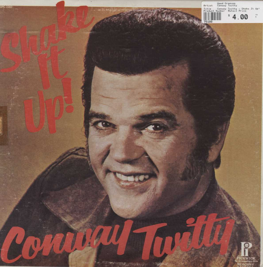 Conway Twitty - Shake It Up!