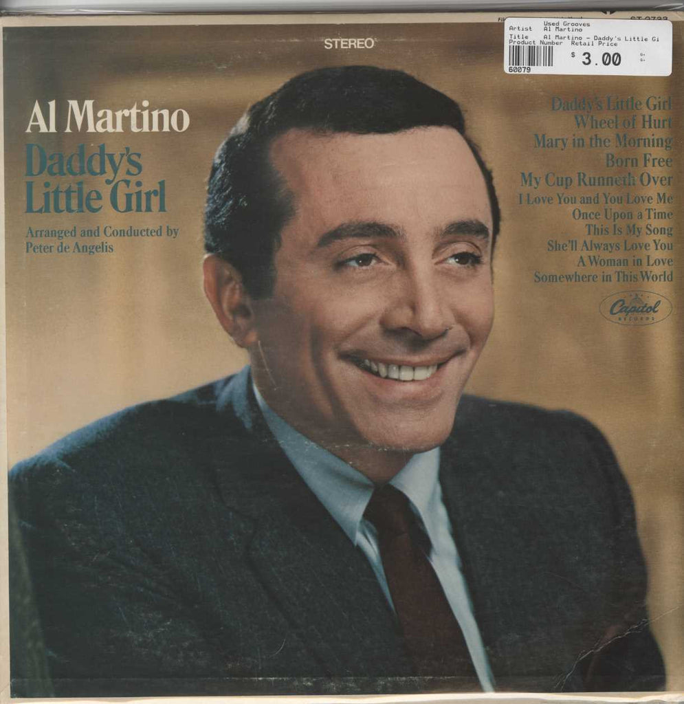 Al Martino - Daddy's Little Girl