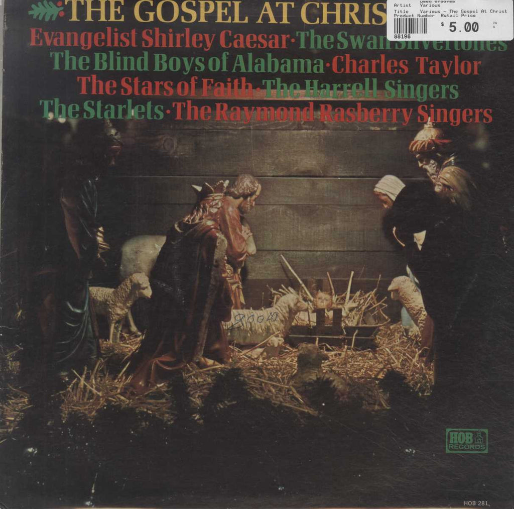 Various - The Gospel At Christmas