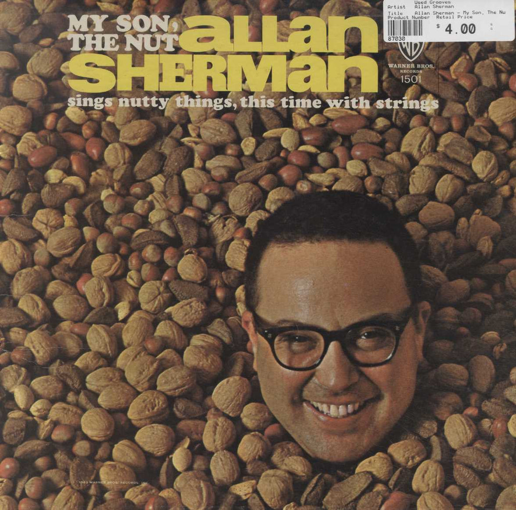 Allan Sherman - My Son, The Nut