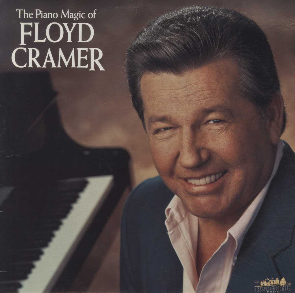 Floyd Cramer - The Piano Magic Of Floyd Cramer