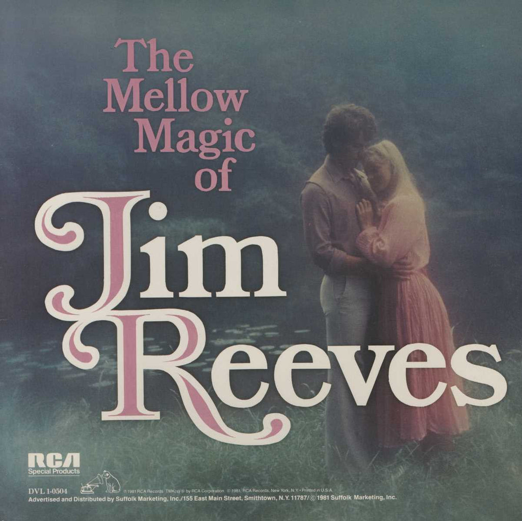 Jim Reeves - The Mellow Magic Of Jim Reeves