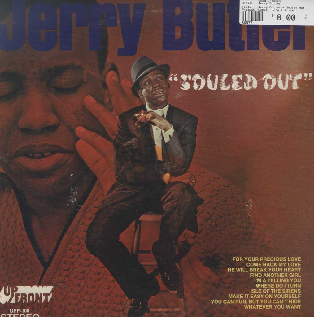Jerry Butler - Souled Out