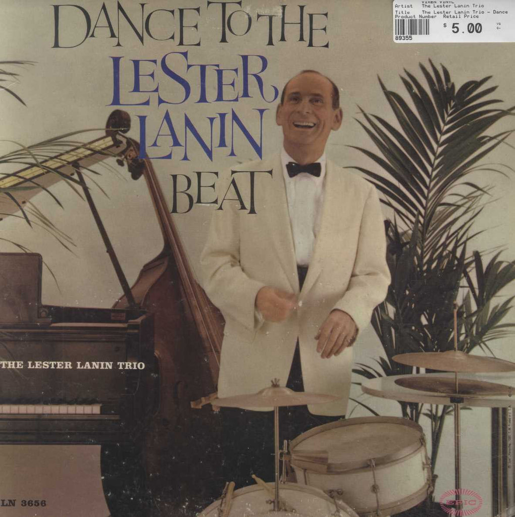 The Lester Lanin Trio - Dance To The Lester Lanin Beat