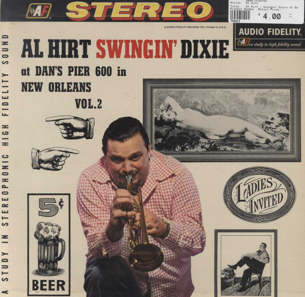 Al Hirt - Swingin' Dixie at Dan's Pier 600 in New Orleans Vol. 2