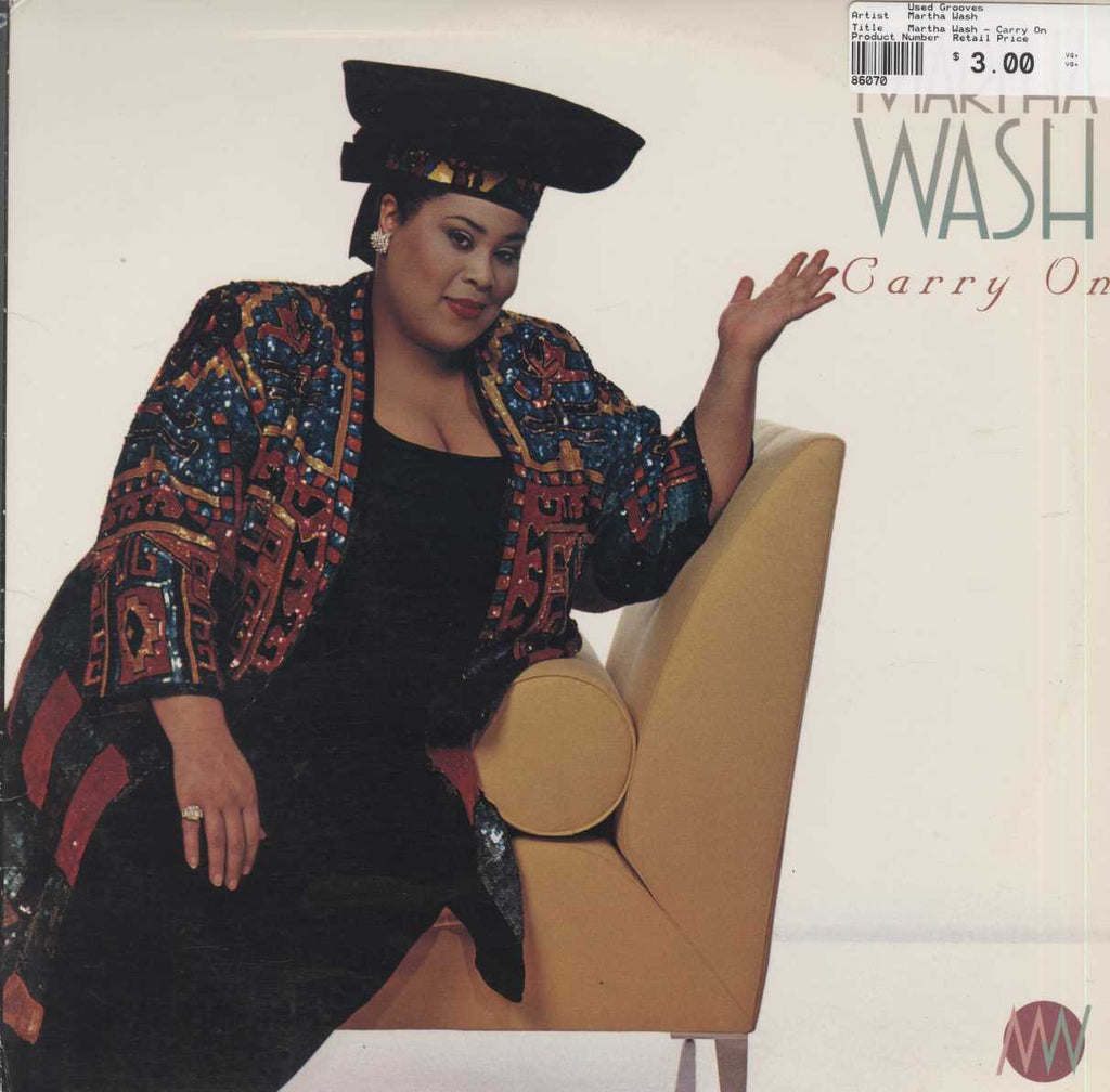 Martha Wash - Carry On