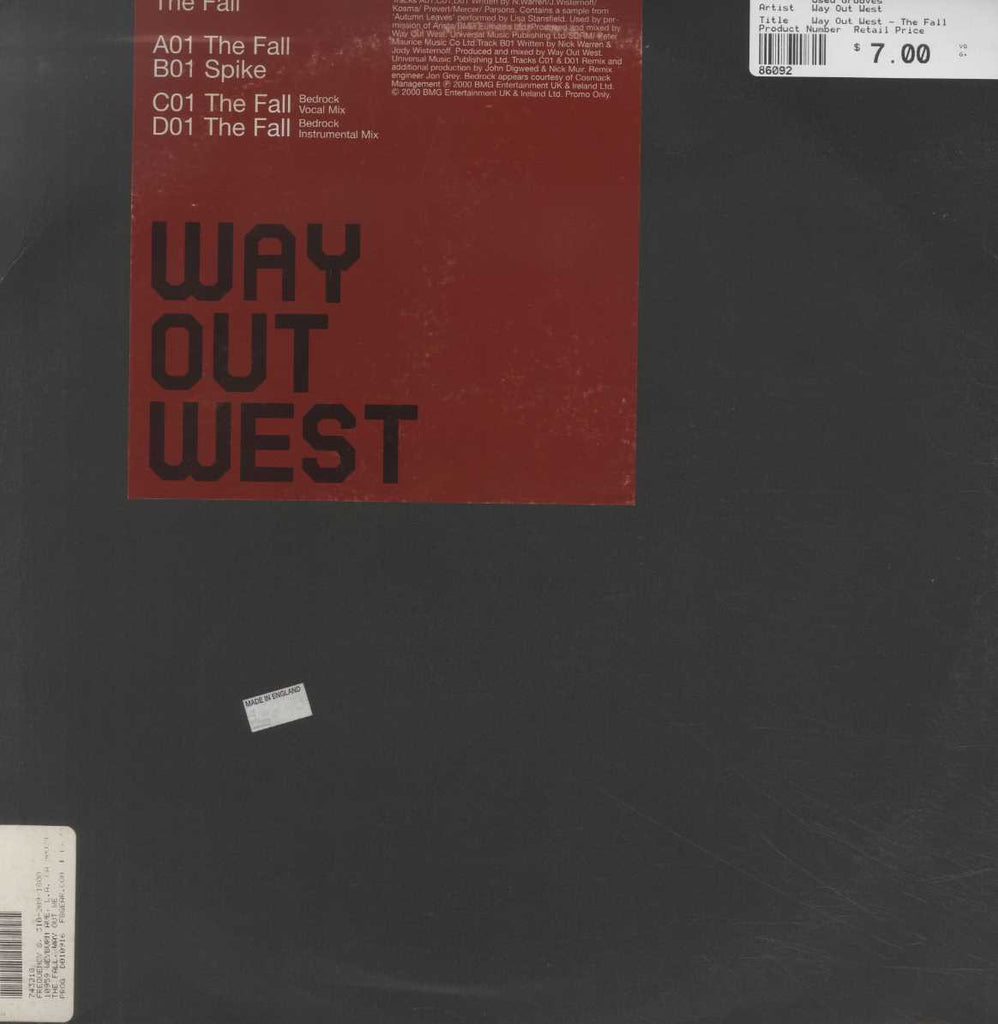 Way Out West - The Fall