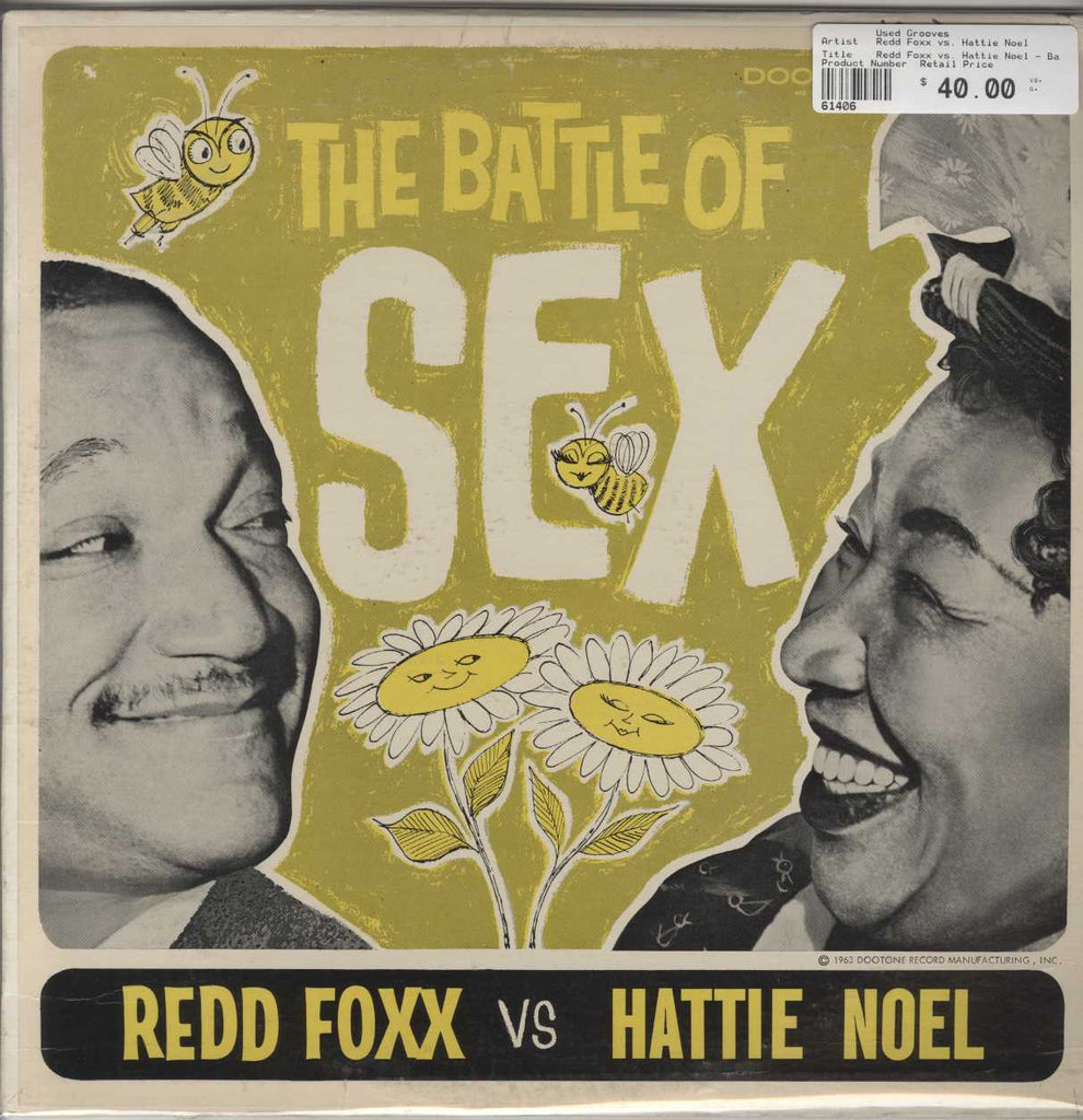 Redd Foxx vs. Hattie Noel - Battle of Sex