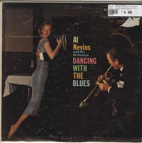 Al Nevins And His Orchestra - Dancing With The Blues