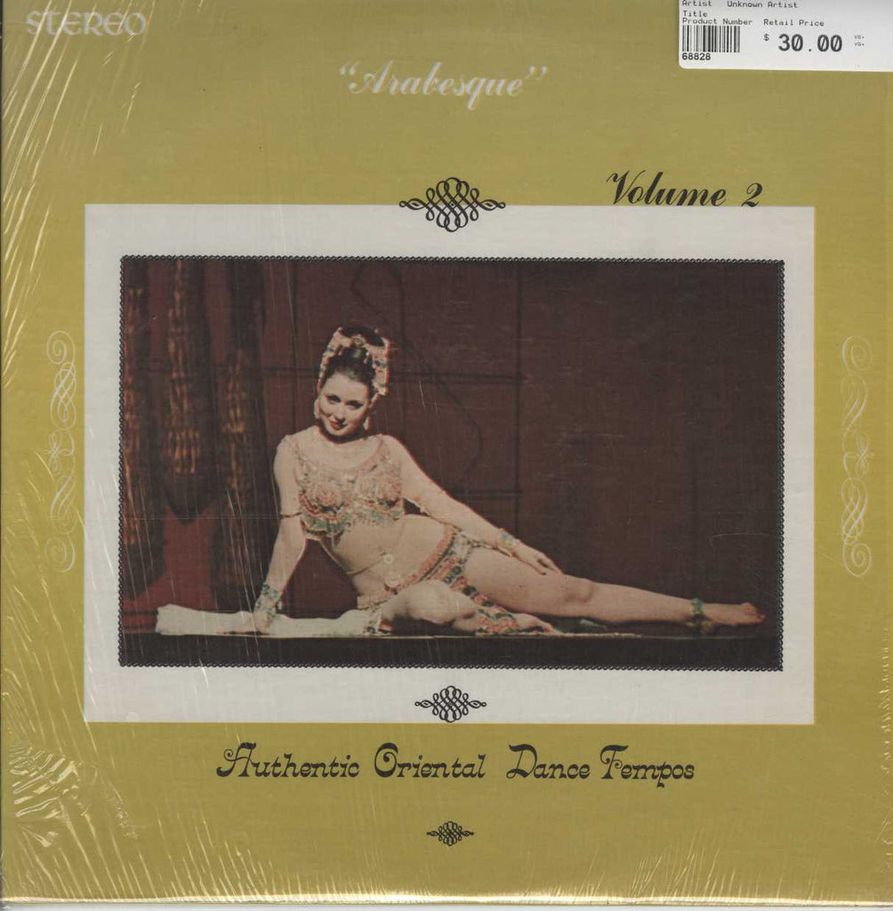 "Unknown Artist - ""Arabesque"" Volume 2 (Authentic Oriental Dance Tempos)"
